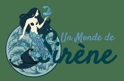 Logo du site un Monde de Sirène